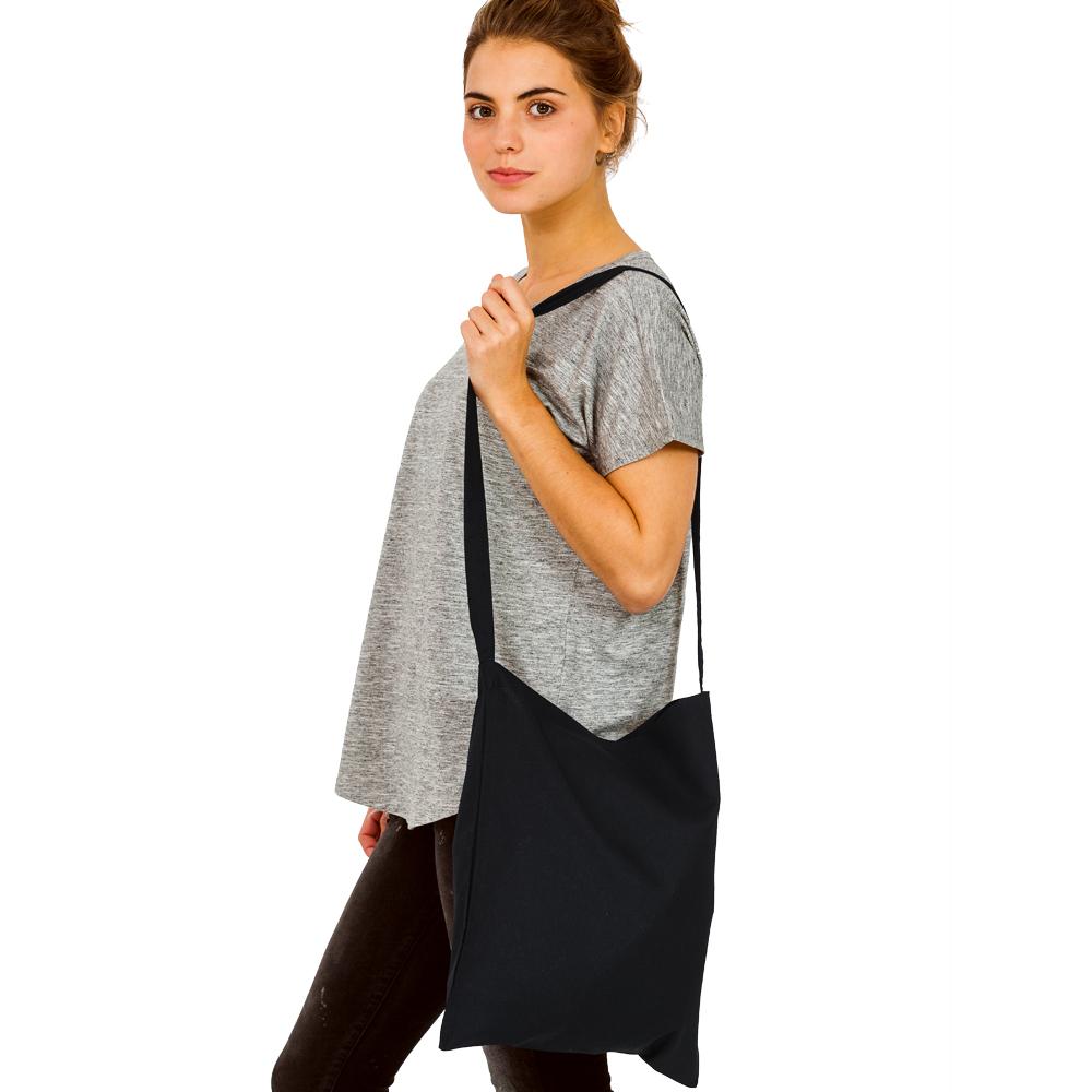 Taschen - HI 5 - Baumwolltasche Slingbag