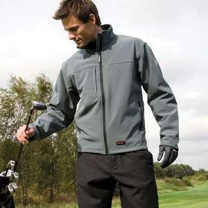 Softshell-Jacken - Result - Classic Soft Shell Jacket