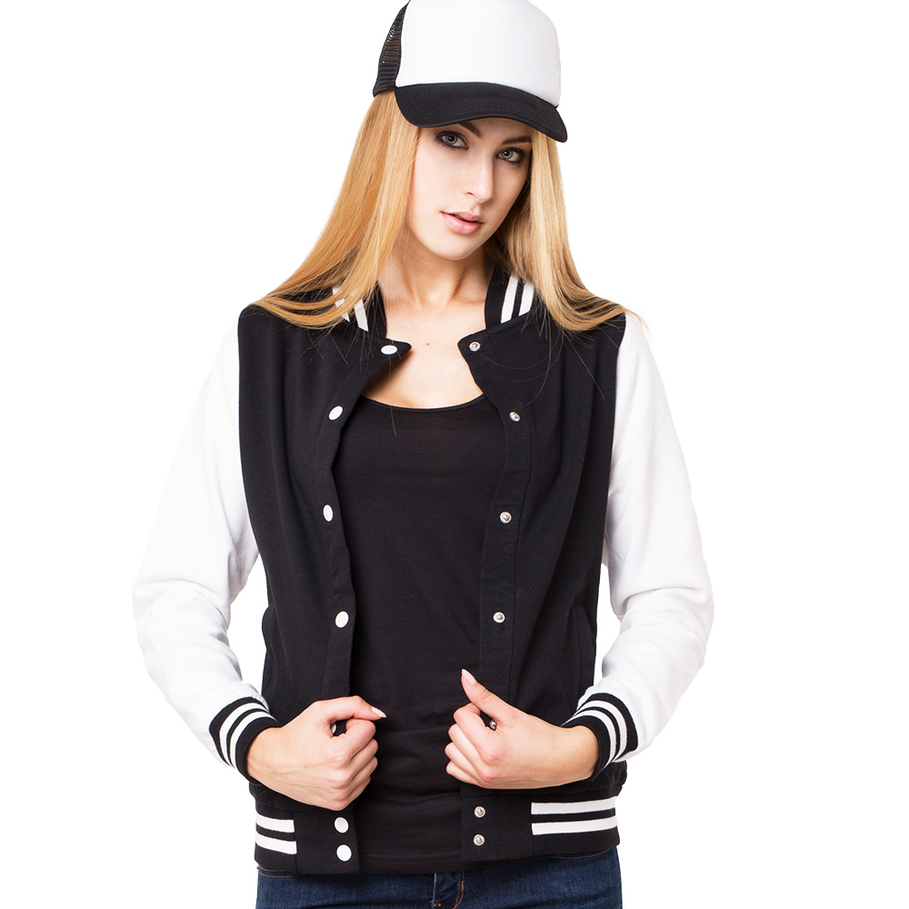 Jacke - HI 5 - RETRO COLLEGE Jacke Girl