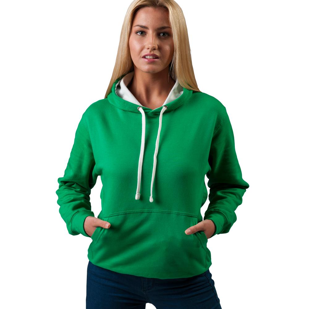 Sweater - Just Hoods - Varsity Hoodie