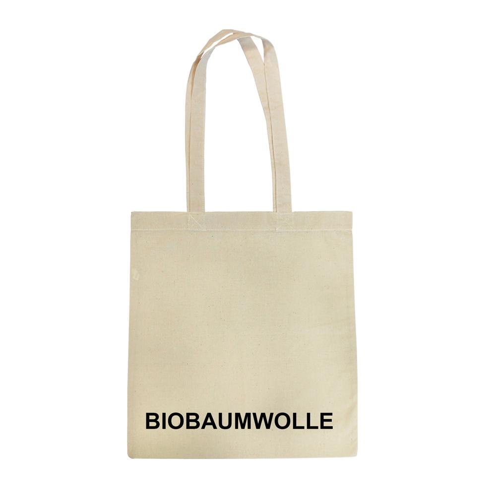Taschen - No Name - Bio Baumwolltasche lang