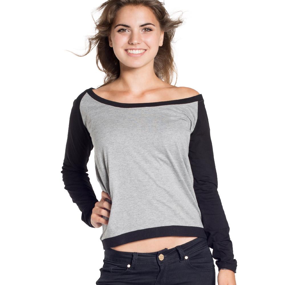 T-Shirt - HI 5 - PENNY Longsleeve Girl