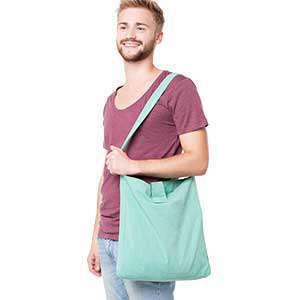 Taschen - HI 5 - SLINGBAG meliert