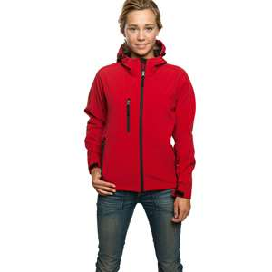 Softshell-Jacken - Sol s - Womens Hooded Softshell Jacket Replay