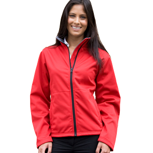 Softshell-Jacken - Result - Ladies Softshell Jacket