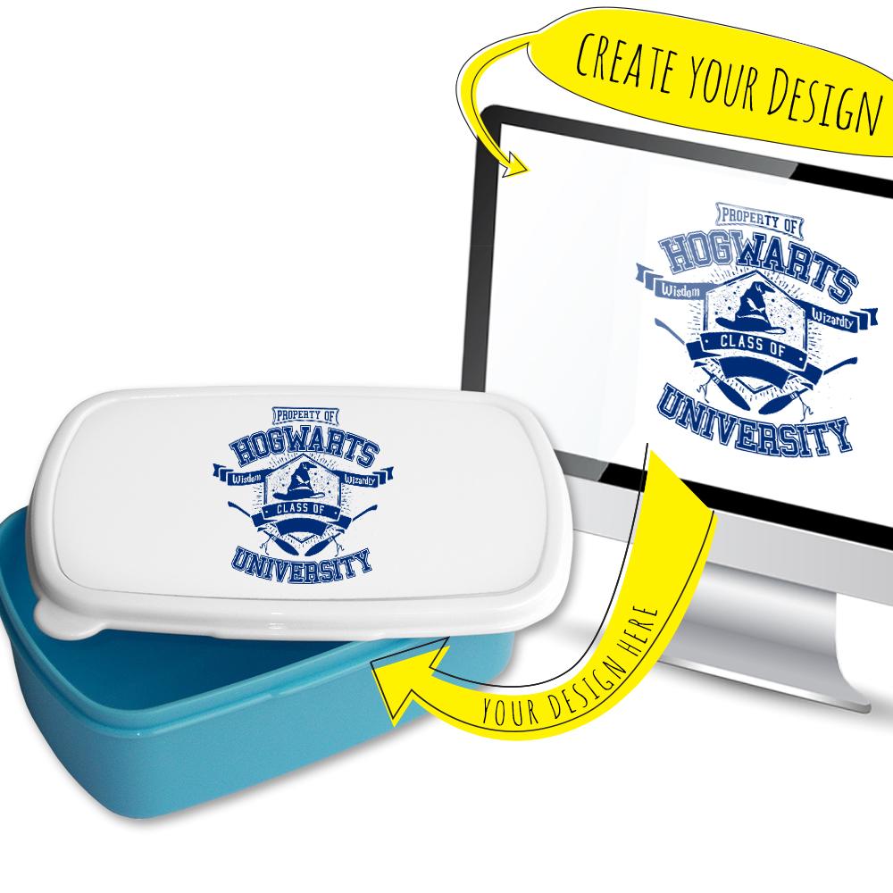 Accessoires - No Name - Lunchbox Individuell Bedrucken