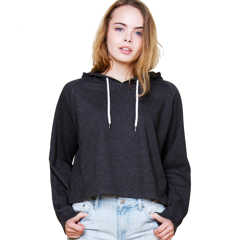 Sweater - HI 5 - ENNA Cropped Hoodie